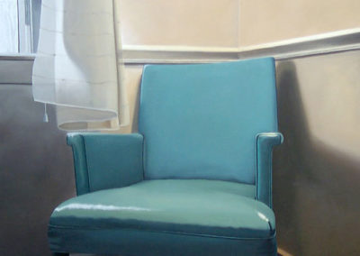 Laney's Chair 61x40 2002