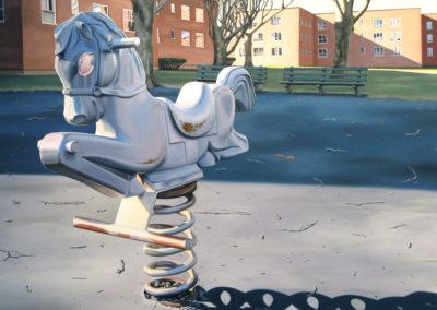One Trick Pony 38x50 2011